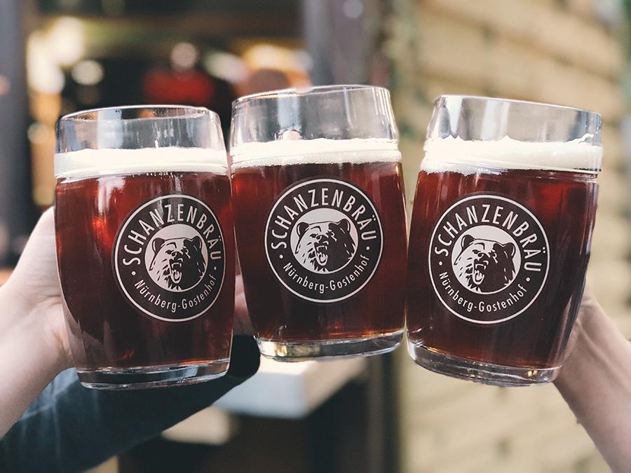 A Altstadtfest Nuremberg e a temporada dos festivais de cerveja na Bavária