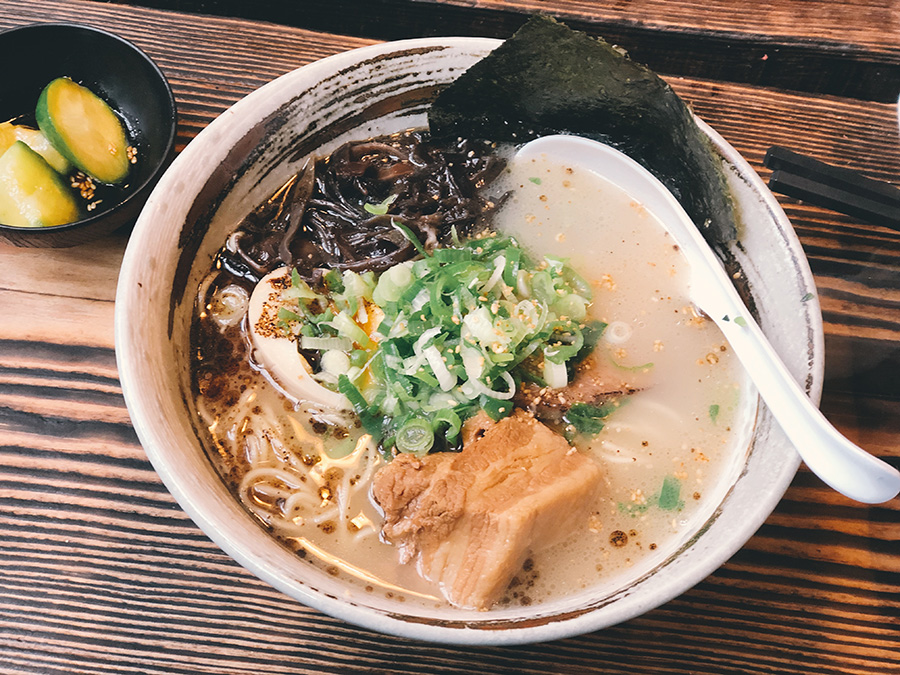 Cocolo Ramen: yummy noodle soup in Mitte and Kreuzberg
