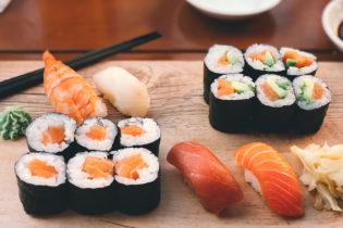 The best Sushi in Berlin